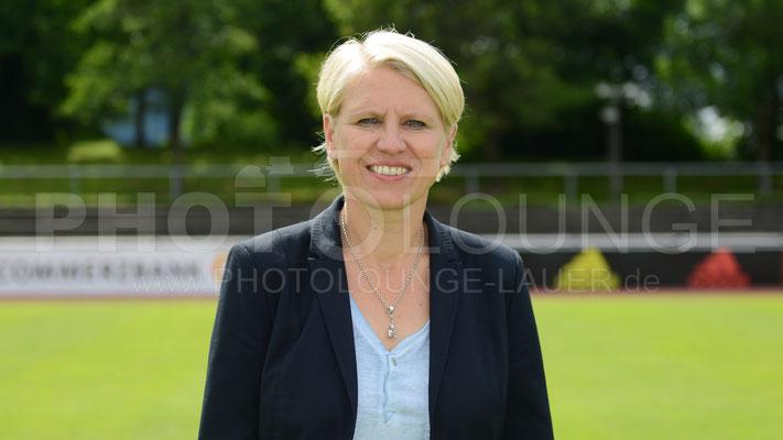 Team-Managerin Doris Fitschen  /  Fotograf: Karsten Lauer/www.photolounge-lauer.de