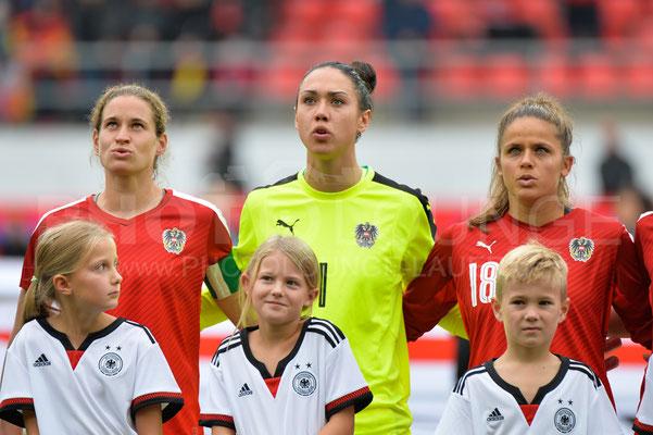 Deutschland - Österreich 4:2, 22.10.2016, Fotograf: Karsten Lauer