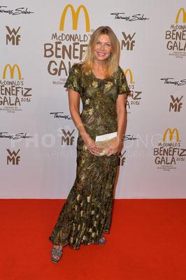 Ursula Karven, Mc Donald's Benefiz Gala, 21.10.2016, Fotograf: Karsten Lauer / www.karsten-lauer.de