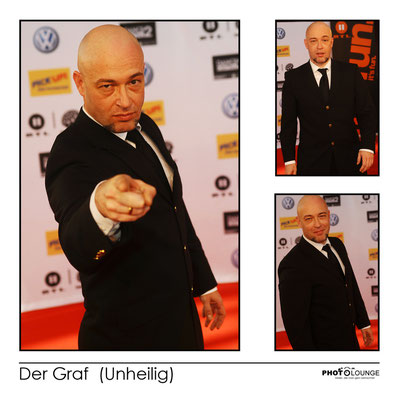 Der Graf (Unheilig)  ©Fotograf Karsten Lauer   www.photolounge-lauer.de