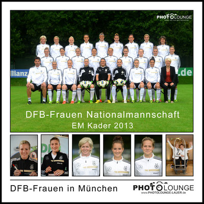 DFB Frauen   ©Fotograf Karsten Lauer   www.photolounge-lauer.de