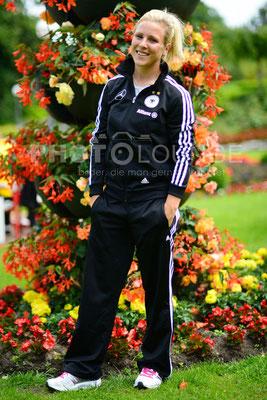 Fotoshooting DFB-Frauen: Svenja Huth   © Karsten Lauer