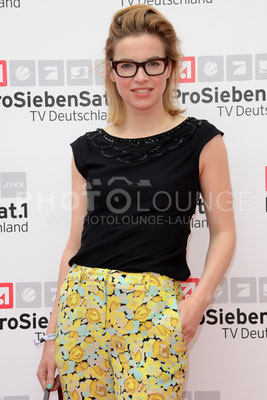 """""""Deutsche Fiction Brunch 2013"""" der ProSiebenSat.1 TV Deutschland im Café Reitschule auf dem FILMFEST MÜNCHEN am 03. Juli 2013."""