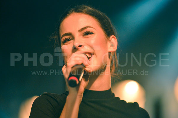 Lena Meyer-Landrut, Theaterfabrik München, Fotograf: Karsten Lauer (www.photolounge-lauer.de)