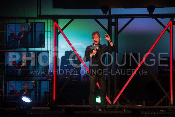 Michael Mittermeier in der Schwabenhalle Augsburg © Karsten Lauer