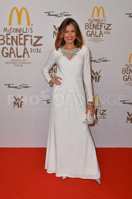 Jana Ina Zarella, Mc Donald's Benefiz Gala, 21.10.2016, Fotograf: Karsten Lauer / www.karsten-lauer.de
