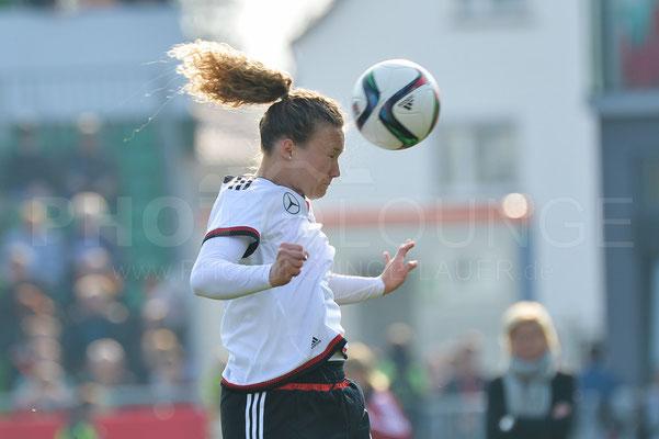 Josephine Henning - Deutschland vs Brasilien 4:0 - Fotograf Karsten Lauer / www.photolounge-lauer.de