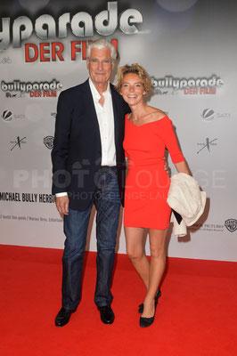Bullyparade - Der Film, Weltpremiere am 13.08.2017 im Mathaser Filmpalast Muenchen, Sky Du Mont, Fotograf: Karsten Lauer