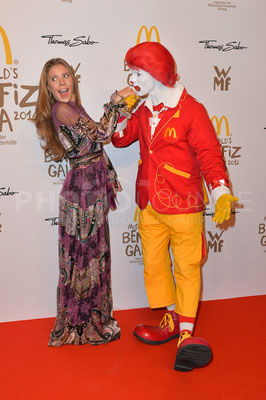 Victoria Swarovski, Victoria Swarovski, Mc Donald's Benefiz Gala, 21.10.2016, Fotograf: Karsten Lauer / www.karsten-lauer.de