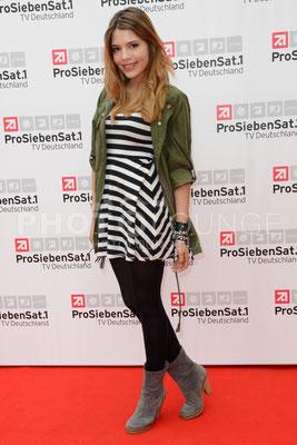 """Jasmin Lord bei der """"Deutsche Fiction Brunch 2013"""" der ProSiebenSat.1 TV Deutschland im Café Reitschule auf dem FILMFEST MÜNCHEN am 03. Juli 2013."""