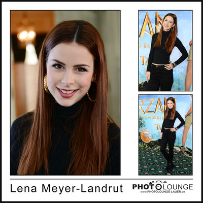 Lena Meyer-Landrut   ©Fotograf Karsten Lauer   www.photolounge-lauer.de