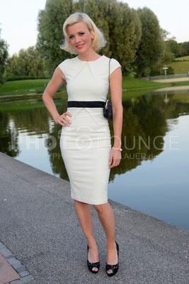 "Eva Habermann; ""Peugeot-BVC-Castingnight Sommer 2013"" (Casting-Night) am 30.06.2013 im Otto Koch's Restaurant, Olympiaturm in München."