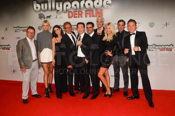 Bullyparade - Der Film, Weltpremiere am 13.08.2017 im Mathaser Filmpalast Muenchen, Fotograf: Karsten Lauer