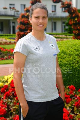 Fotoshooting DFB-Frauen: Dzsenifer Marozsán   © Karsten Lauer