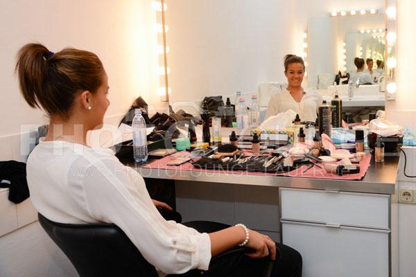 "Lena Lotzen bei ""Samstag Live"" auf Sky"
