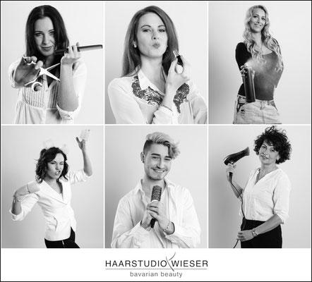 BUSINESS / © Fotograf Karsten Lauer / www.photolounge-lauer.de / Mitarbeiterfotos Haarstudio Wieser Fürstenfeldbruck