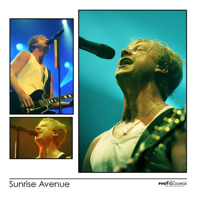 Sunrise Avenue  ©Fotograf Karsten Lauer   www.photolounge-lauer.de