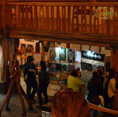 Interior Casa de las Gentes - Balboa