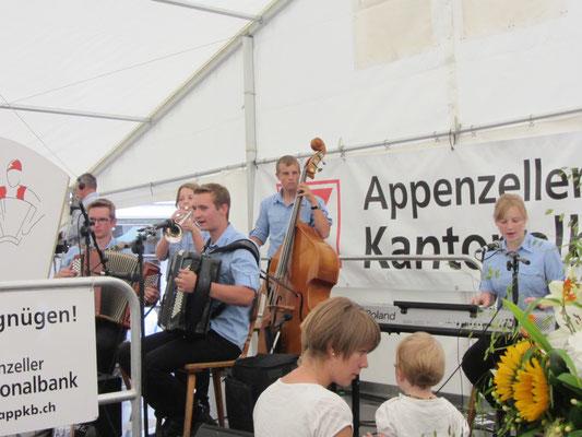 Appenzeller Ländlerfest am 7.08.2016