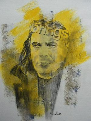 """""""Brings"""",  MT a. Papier, 64 x 50, Kat.-Nr, 06239"""