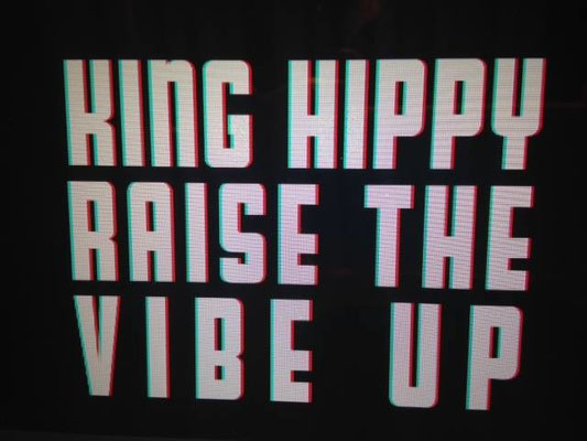 KingHippy Raise the Vibe Up