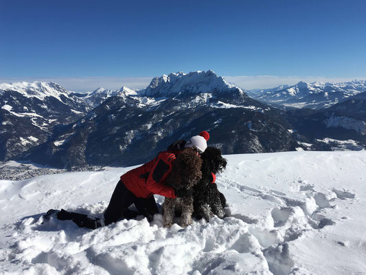 Ein Traumtag am Pendling (1.563m)