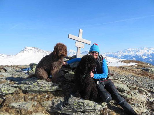 Am Gipfel vom Schellenberg (2.048m), Kitzbüheler Alpen