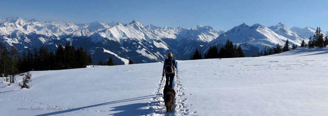 Ein gigantischer Tag...……… Eine Traumtour.... 980 Höhenmeter, 20 km und acht Stunden Genuss ohne Ende