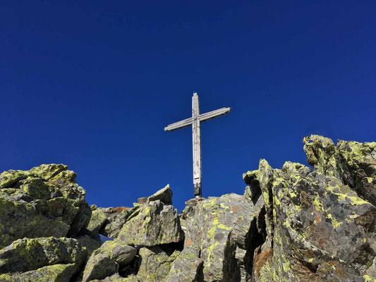 Gipfelkreuz grosser Beil