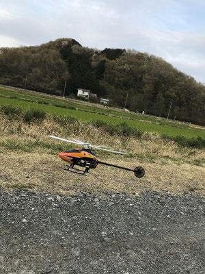びっくりするほど安定して滑らかに飛行可能です。