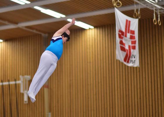Jean-Sebastien Allet, U15 National