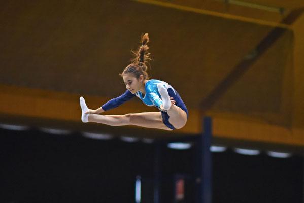 Maeva Vurlod, U15 National Filles