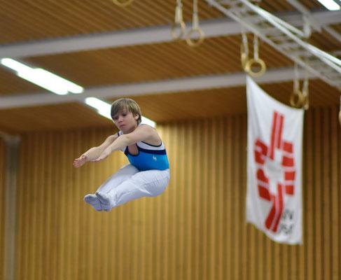 Sacha Cretton, U15 National