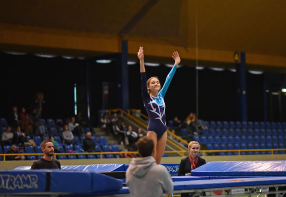 Pauline Filliettaz, U13 National Filles