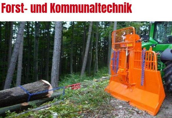 Forst- und Kommunaltechnik