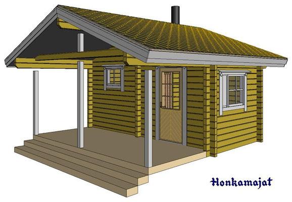 Construcción de saunas