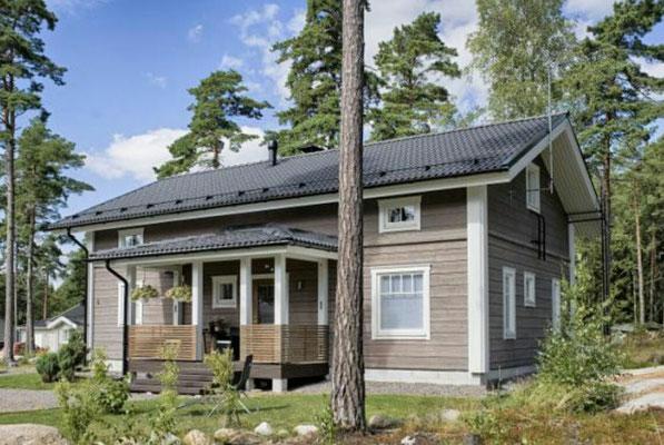venta de casas rurales de madera