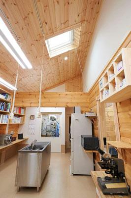 Laboratorio de madera