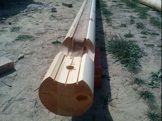 casas de madera laminada