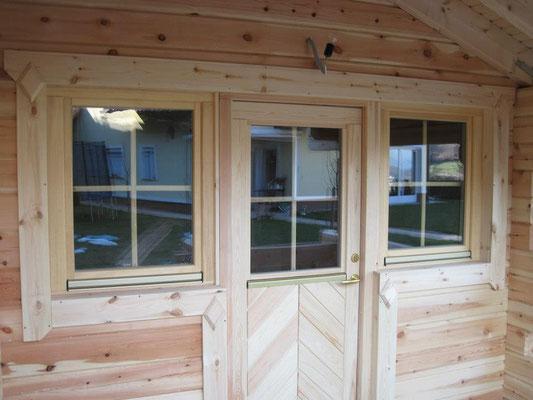 casas de madera sauna y spas
