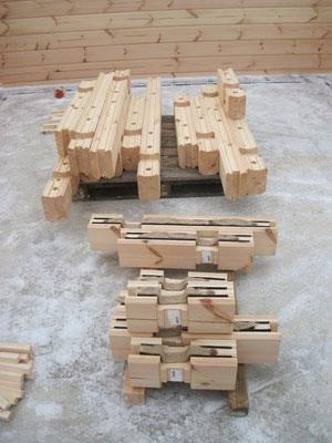 casas de madera nórdica