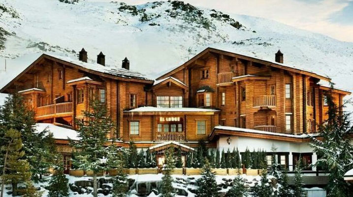 construciones de casas de madera