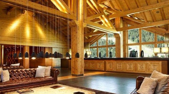 casas de madera pasivas