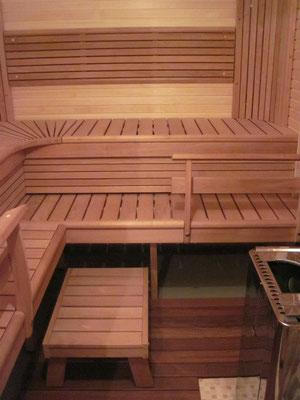 casas de madera sauna de diseño