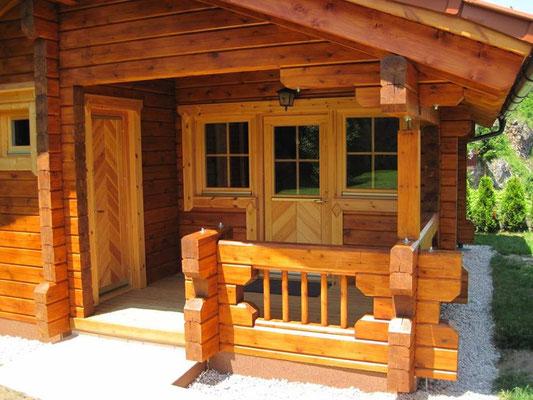 venta de casas de madera sauna