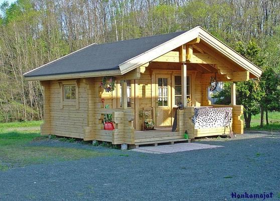 Construcción de casas saunas