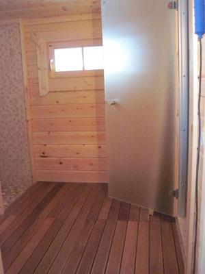 casas de madera sauna