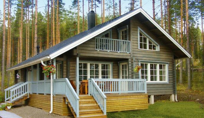 construcciones de madera pasivas