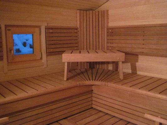 casas de madera sauna finlandesa