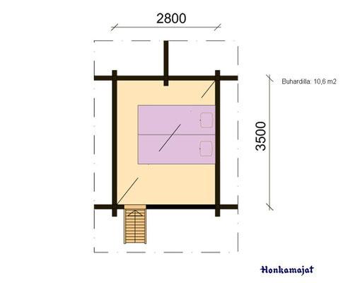Construcciones de cabañas